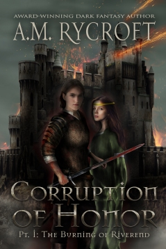 Corruption of Honor, Pt. 1 cover